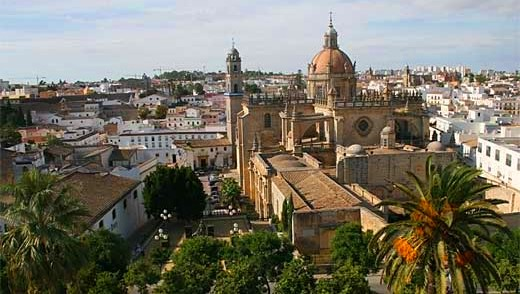 Jerez de la Frontera views