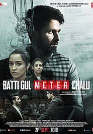 Batti Gul Meter Chalu (2018) Full Movie HDRip 1080p | 720p | 480p | 300Mb | 700Mb