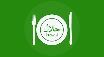BERLABEL HALAL DARI IRAN
