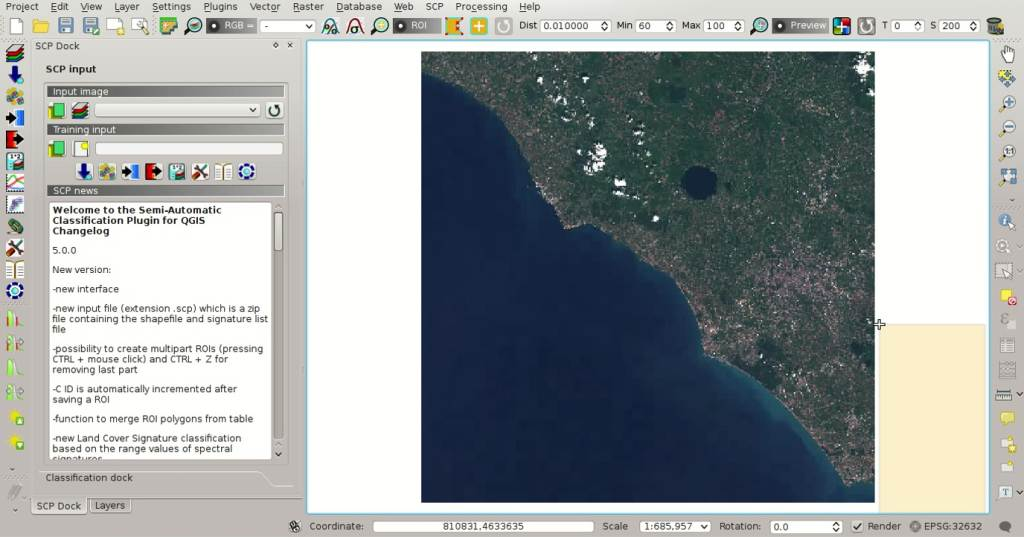 From GIS to Remote Sensing: Basic Tutorial 2: Supervised