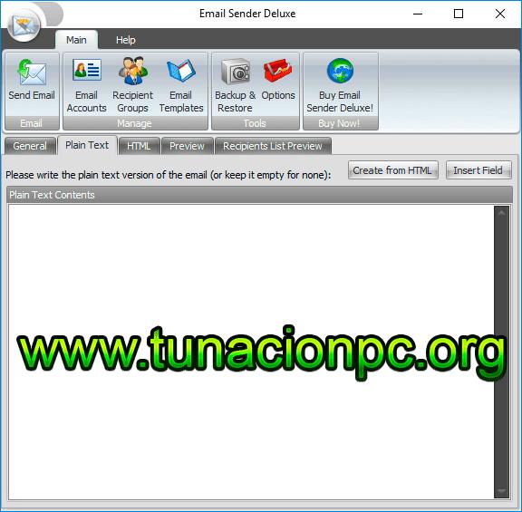 Descargar Kristanix Software Email Sender Deluxe mas Licencias