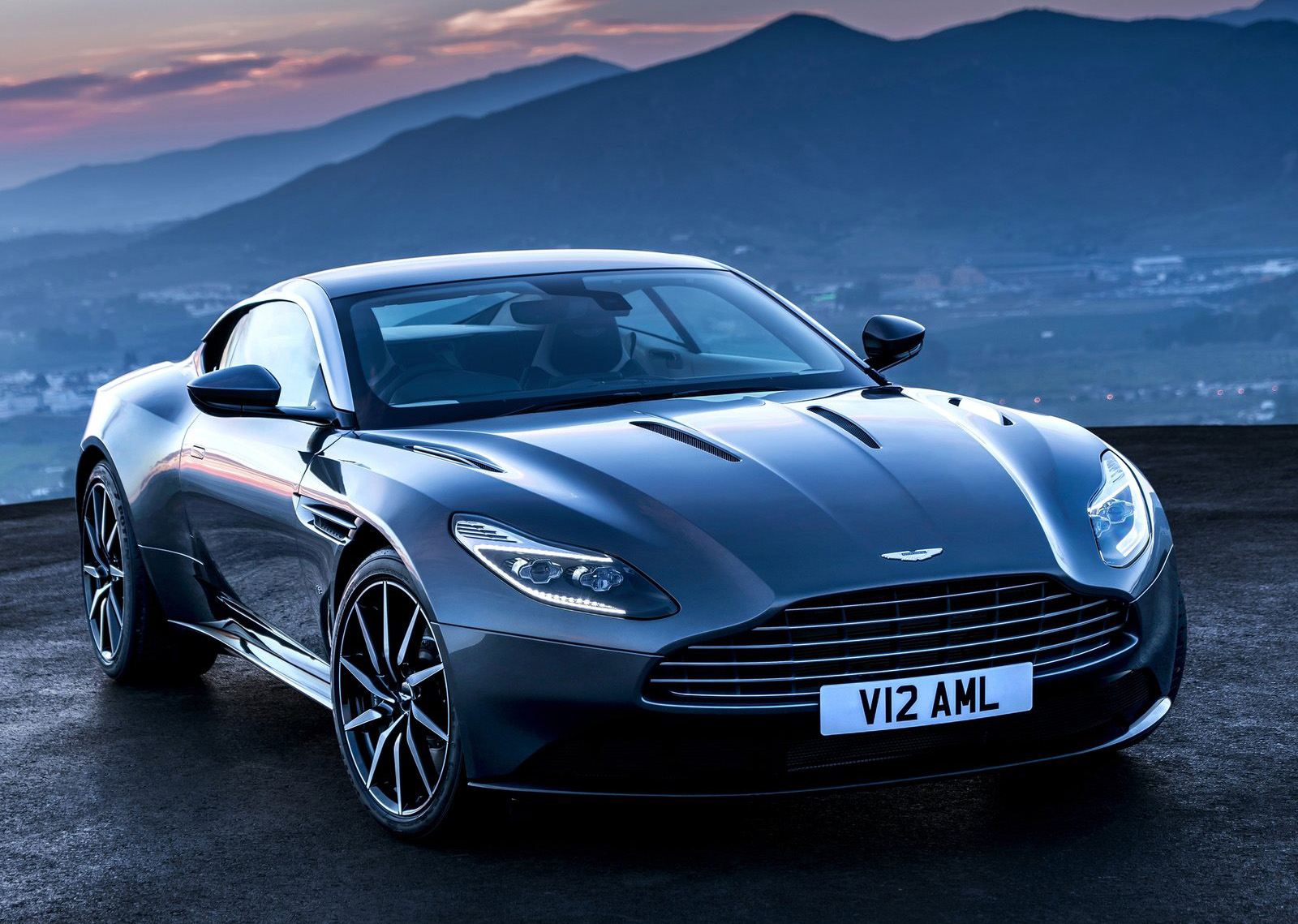the new one from aston martin : the db11 | aaa luxury & sports car