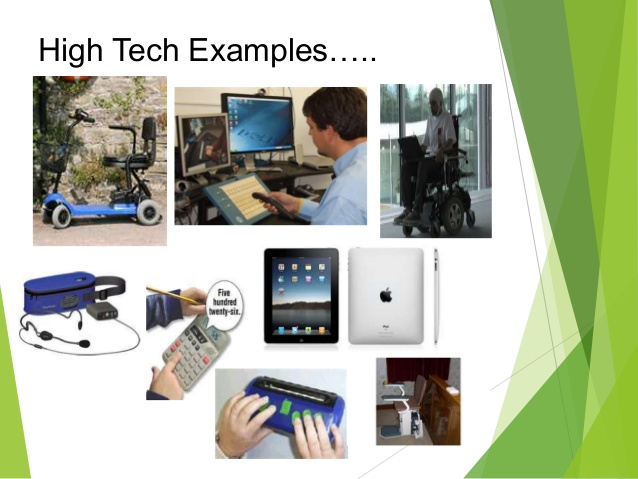 technology assistive devices examples tech