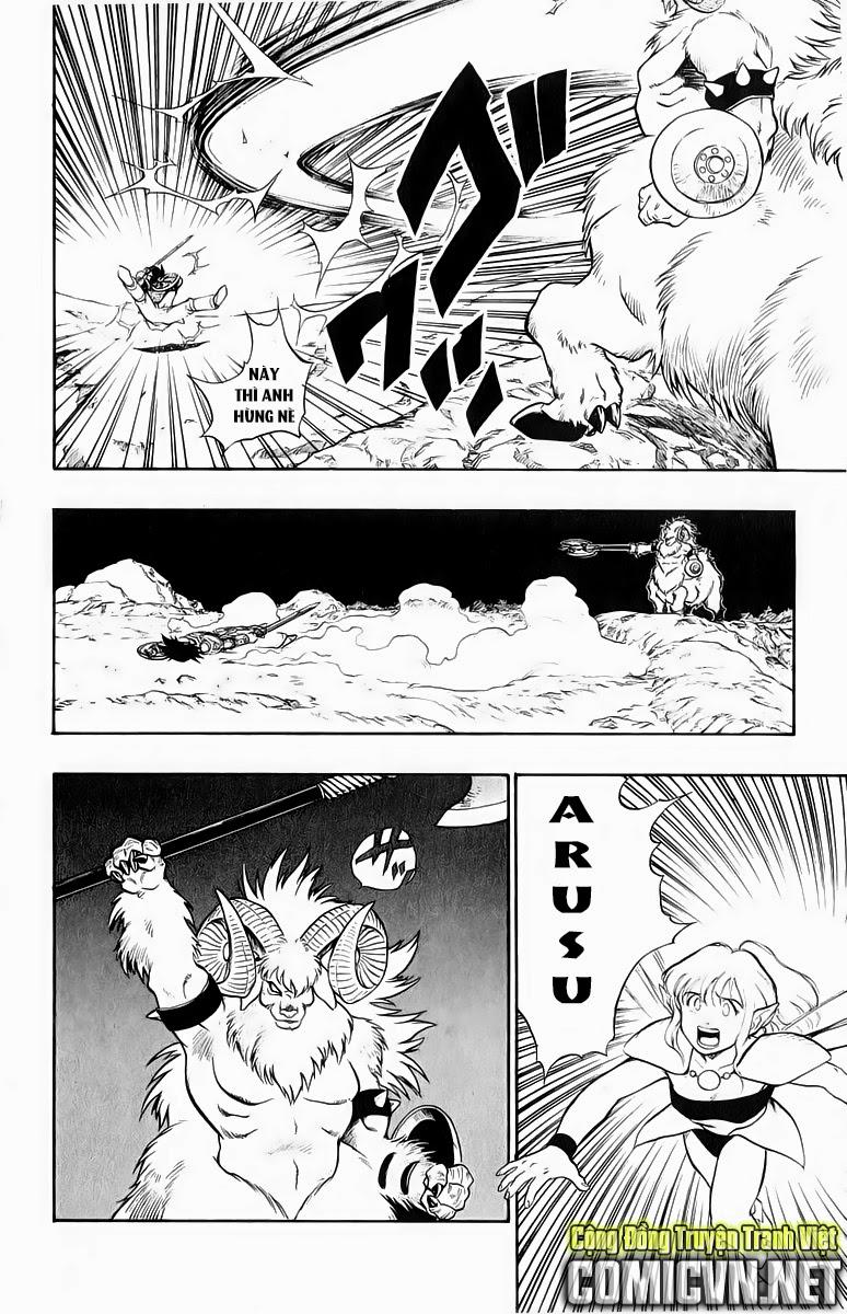 Dragon Quest: Emblem of Roto chapter 27 trang 4