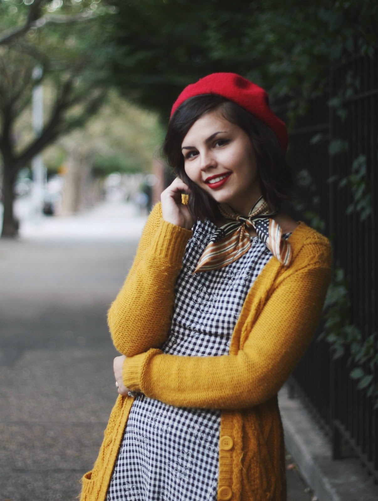 Mustard Yellow Cardigan | Someone Like You