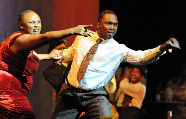 Mandela Trilogy Wales, Wales Millennium Centre, Cape Town Opera, musical, live show, opera,