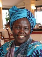 Wangari Maathai, Ambientalista Ganhadora do Nobel da Paz de 2004