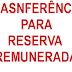 CBMDF PUBLICA COTA COMPULSÓRIA PARA RESERVA REMUNERADA
