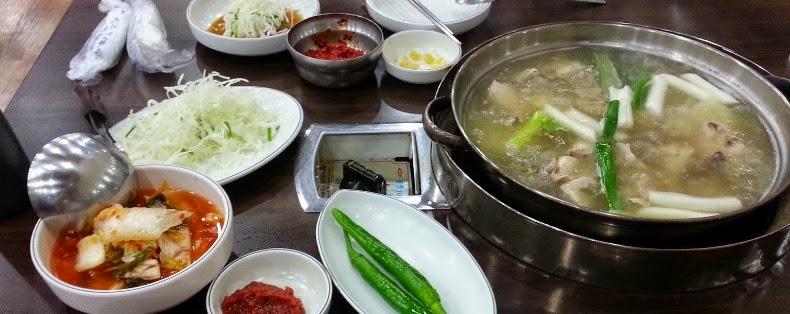 首爾名店 - 孔陵一隻雞