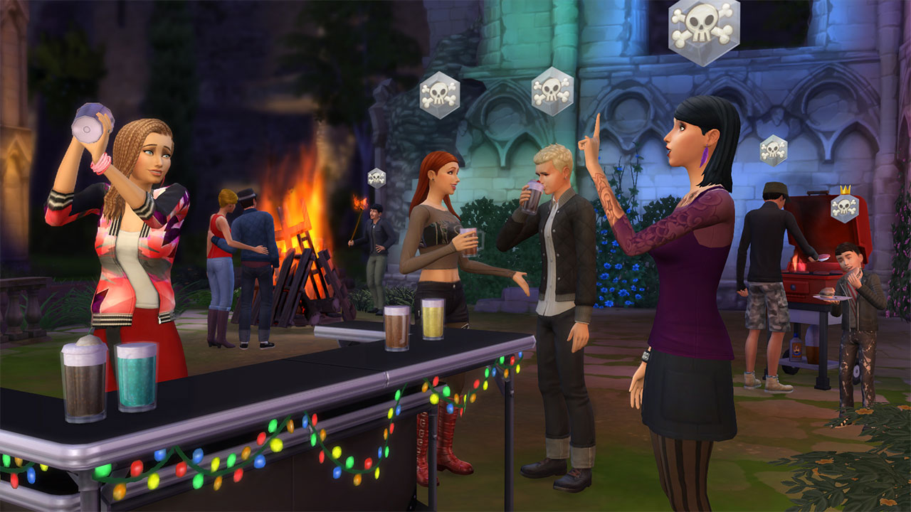 Plumbob News: The Sims 4 Get Together News: Explore New