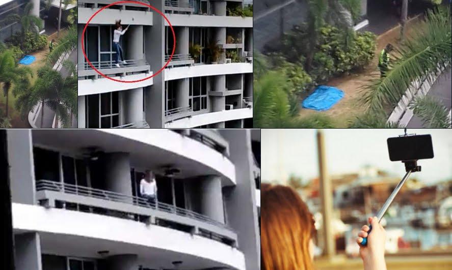 Selfie Estremo: turista portoghese precipita dal balcone in Panama e muore.