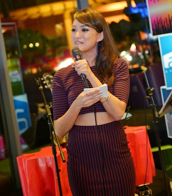 Live at Aloft Hotels, MTV Asia, 2013 MTV EMA, Aloft Hotels, live music, local music talent, entertainment, VJ Hanli