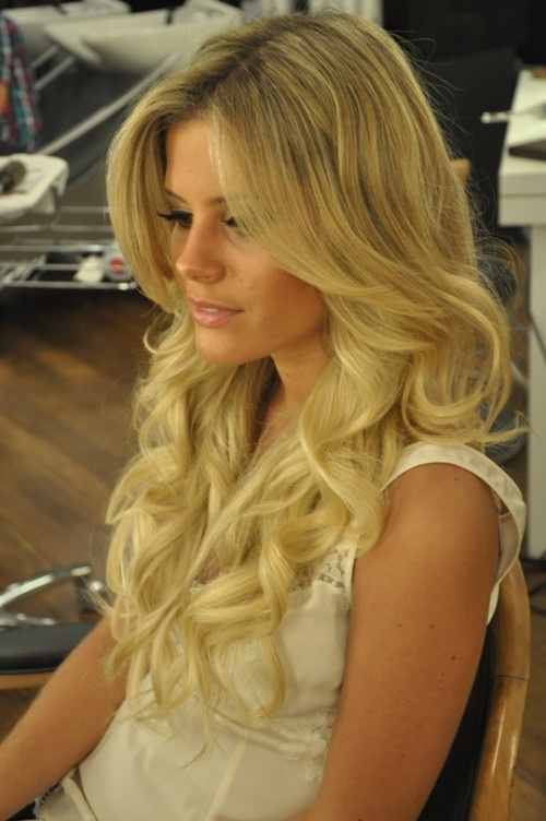 Swell Prom Hairstyles Long Blonde Hair Hairstyles For Men Maxibearus