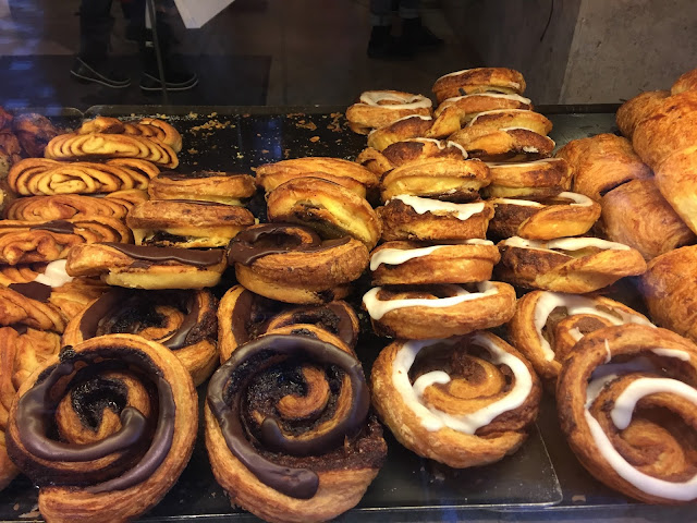 Danishes in Denmark