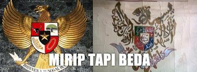 Ternyata Asal Muasal Pancasila Adalah Syahadat dan Rukun Islam, Lambang Kerajaan Samudra Pasai.