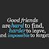 Whatsapp status - Best Friend Quotes
