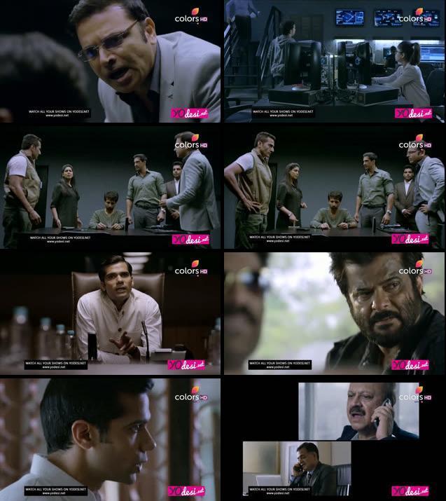 24 Hindi S02E09 HDTV 480p