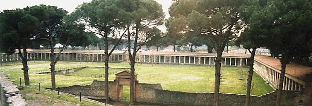 palestra de Pompeya