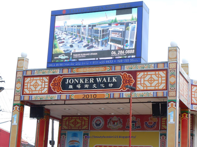 JONKER STREET, TRAVEL IN MALACCA, MALAYSIA