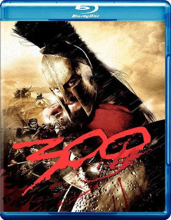 300 (2006) Dual Audio Hindi 480p BluRay x264 350MB ESubs Full Movie Download
