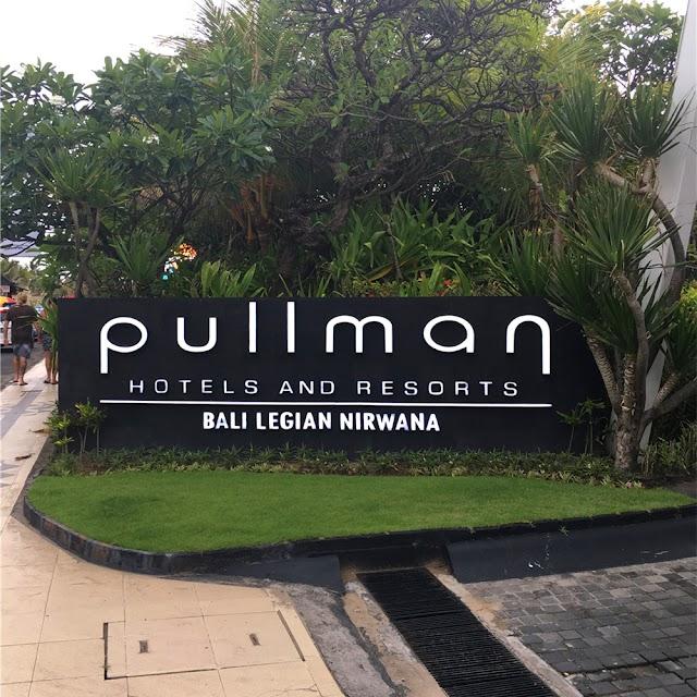 酒店體驗文-PULLMAN BALI LEGIAN NIRWANA鉑爾曼巴厘勒吉安酒店