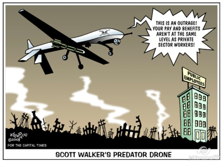 How the Predator Drone Changed the Character of War