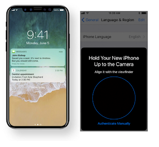 How to Setup iPhone 8 in New iOS 11