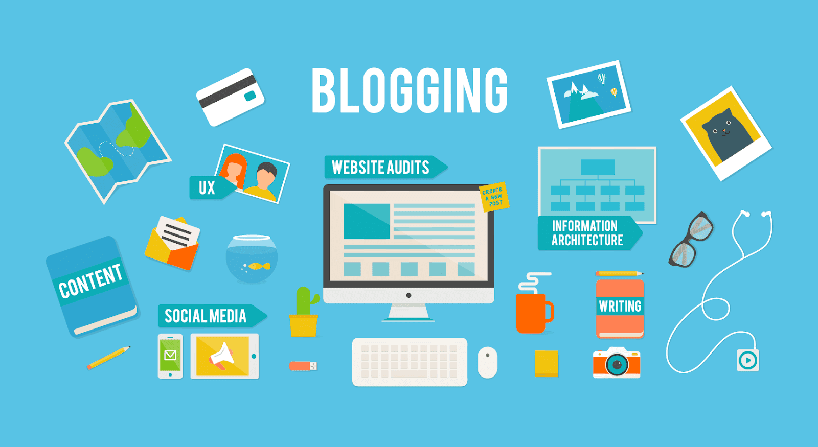 blogging for making money
