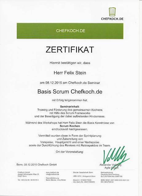 Staatliche Förderung für Scrum-Zertifizierungen ~ On Lean and Agility