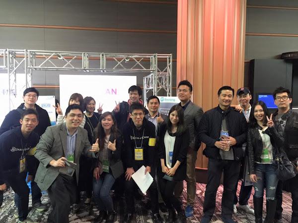 來自台灣的創業者及創業社群伙伴。