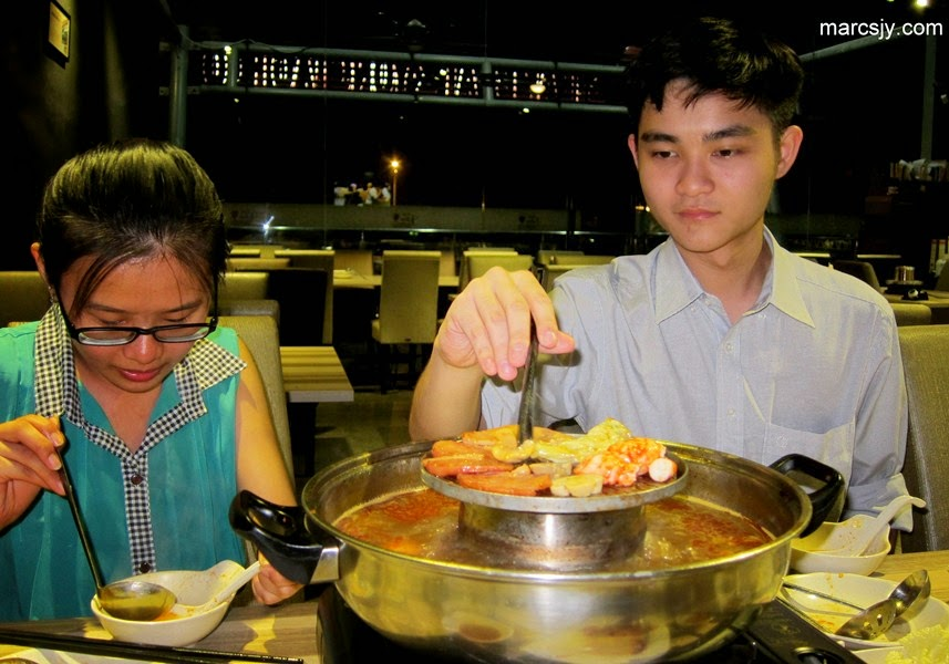 Experience Having Dinner at Pak John Steamboat BBQ Wangsa Walk