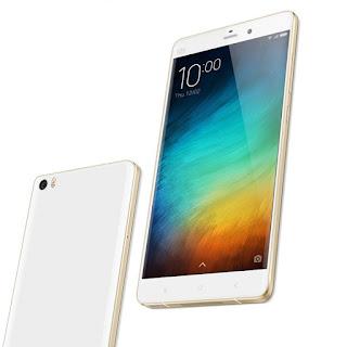 Xiaomi Mi Note 2, HP Xiaomi Dengan RAM 6 GB Terbaru 2016