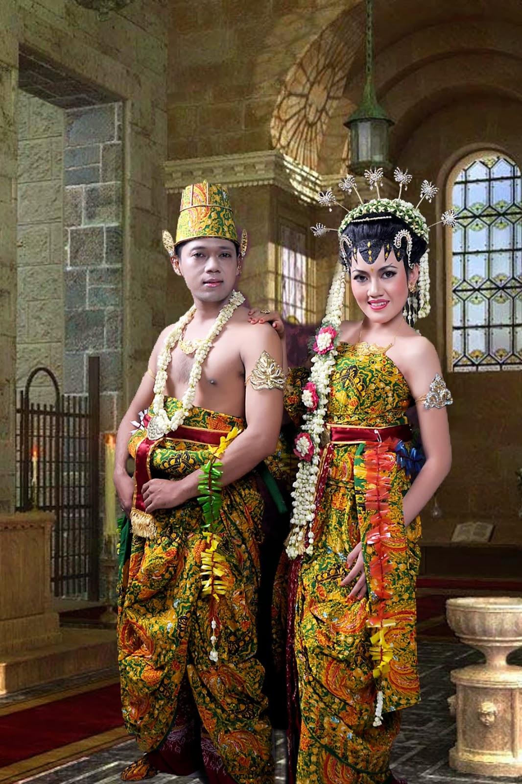 Pakaian Adat Cirebon Jawa Barat