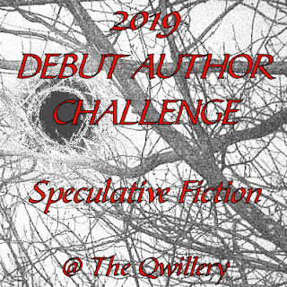 2019 Debut Author Challenge - August Debuts