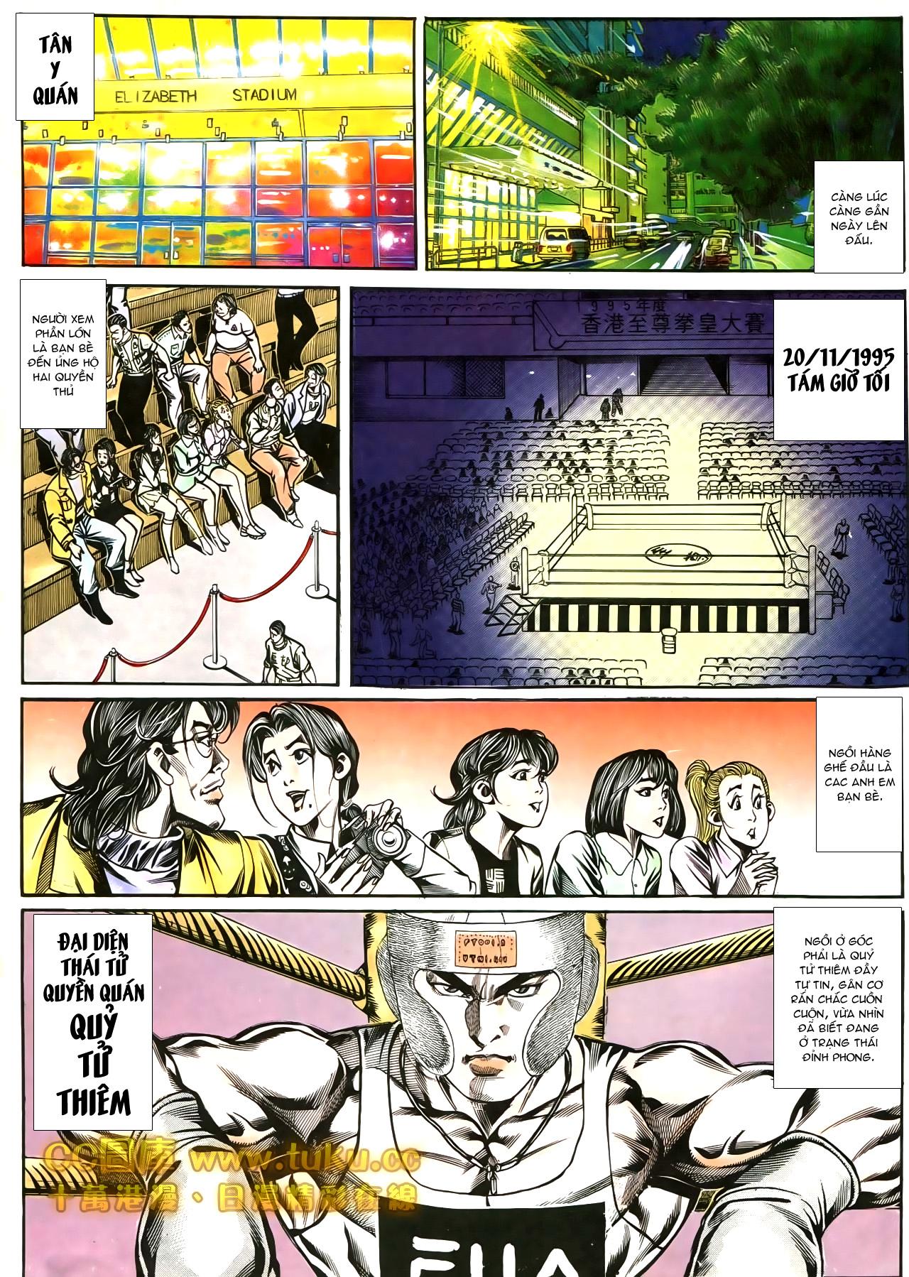 Người Trong Giang Hồ chapter 188: chiến nô trang 6