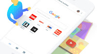 App Google Spaces per condividere link, siti e video