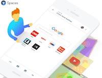 App Google Spaces per condividere link, siti e video