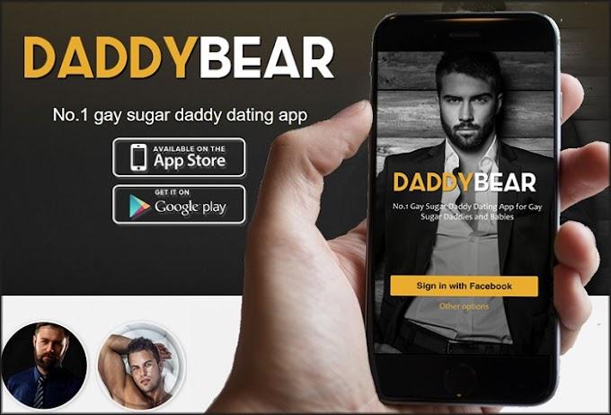 Conheça DaddyBear, um app para encontrar Sugar Daddies