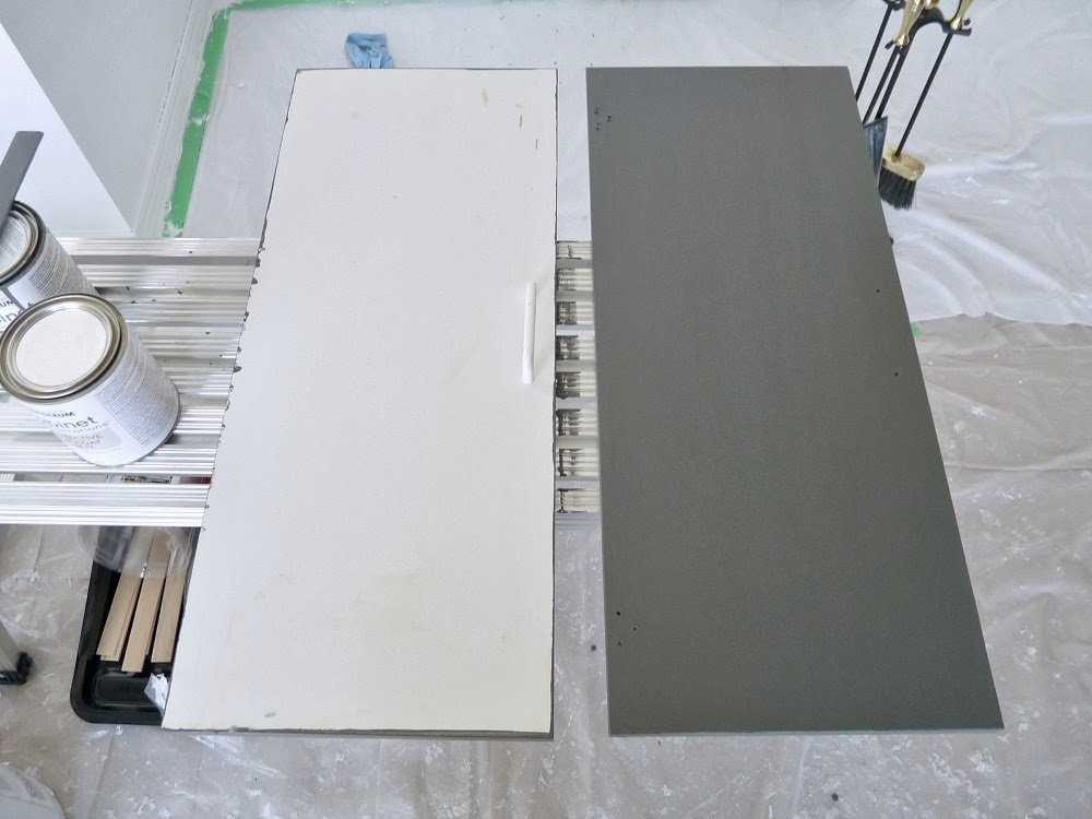 Can Rust-Oleum Cabinet Transformations Cover Melamine?