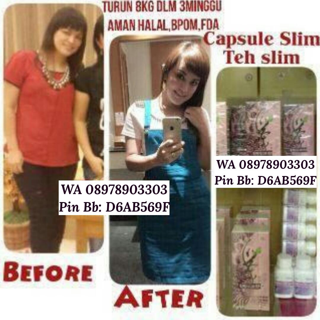 Wa 08978903303 Jual Green World Slimming Capsule Wsc Pelangsing