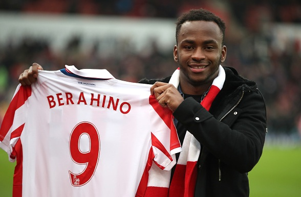Stoke City seal Saido Berahino deal