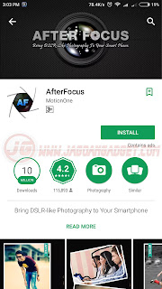 after fokus aplikasi android paling bagus