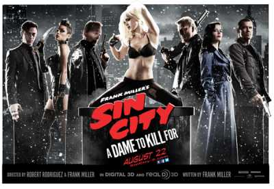 18+ Sin City A Dame to Kill For 2014 Dual Audio 300mb Hindi BluRay
