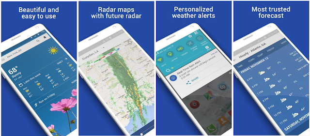 Free Download The Weather Channel Apk for Android - MyApkPool