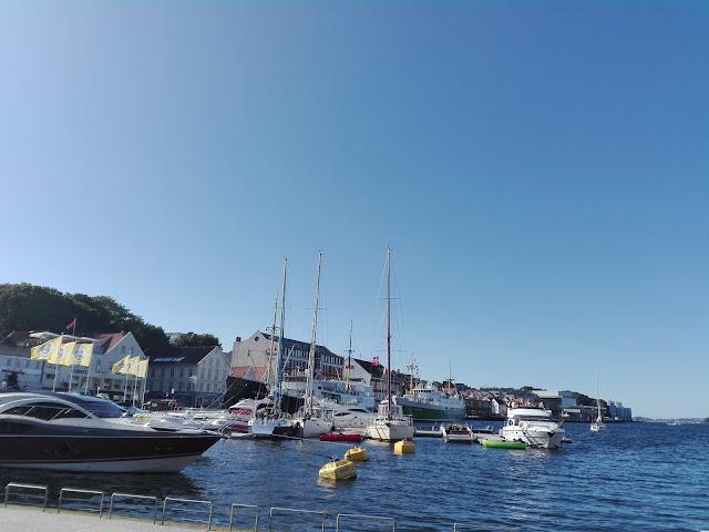 Puerto de Stavanger (@mibaulviajero)
