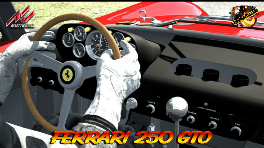 Assetto Corsa Cars Ferrari 250 Gto Downloads Mods Download Software
