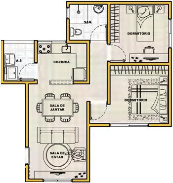 Haus Residencial Do Bosque