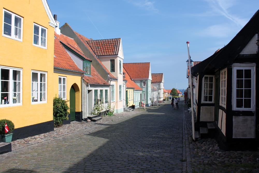 Tanska - Hääturistien ja meidän Ærø 9