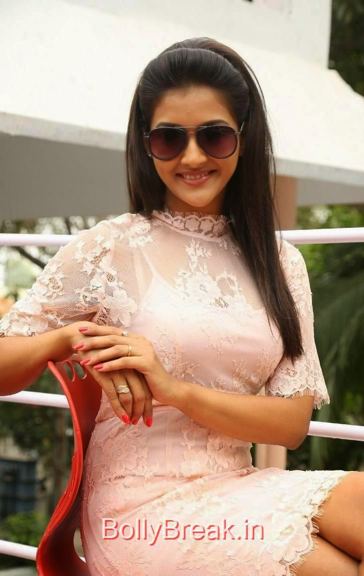 Pooja Jhaveri Pics At Bham Bolenath Success Meet