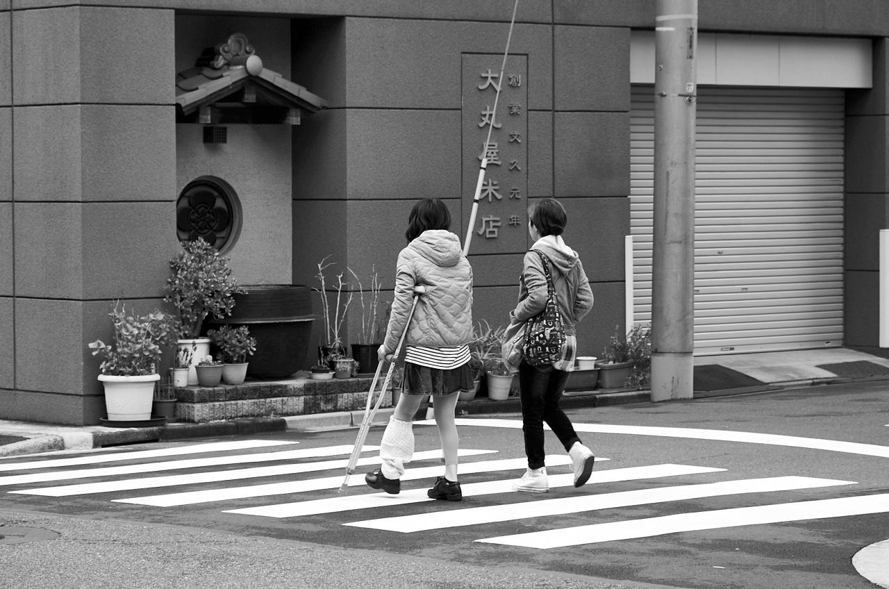 Shinjuku Mad - Your scars, my scarf 05